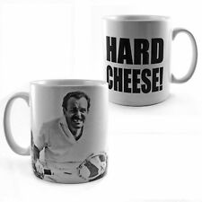 "BRAND NEW TERRY THOMAS MUG ""HARD CHEESE"" MUG CUP TENNIS SCHOOL FOR SCOUNDRELS"