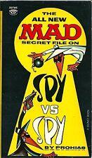 EO 1965 ANTONIO PROHIAS THE ALL NEW MAD SECRET FILE ON SPY VS SPY