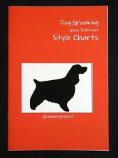 DOG GROOMING - CLIPPING REFERENCE GUIDE stationery by GROOMERGRAPHIX
