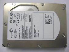 """10x Seagate Cheetah 146 GB 15K RPM 3.5"""" SAS Server Hard Drive ST3146855SS 0TN937"""