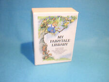 My Fairytale Library: Snow White, Tom Thumb, The 3 Bears, Puss in Boots, & More