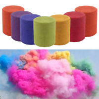 Colorful Round Smoke Cake Bomb Photography Stage Aid Effect Show Magic Toy Tool