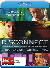 Disconnect - Henry Alex Rubin NEW B Region Blu Ray