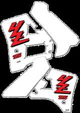 YZ125 1989 Rad & Tank Decals Graphics Stickers YZ 125