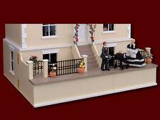 Willow Cottage Dolls House Basement 1:12 Scale - Unpainted  Basement  Kit