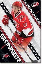 HOCKEY POSTER Jeff Skinner Carolina Hurricanes NHL