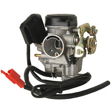 19mm/38mm 50cc GY6 ATV MOPED SCOOTER CARBURETOR CARB For SUNL ROKETA Baja SC50