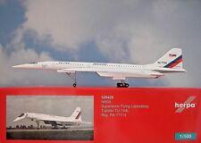 Herpa Wings 1:500 Tupolev TU-144L NASA  RA-77144  529426  Modellairport500