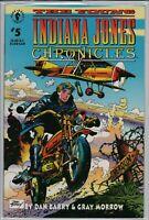 Young Indiana Jones Chronicles (1992-1993) #5 NM UNUSED ref:c1.1126
