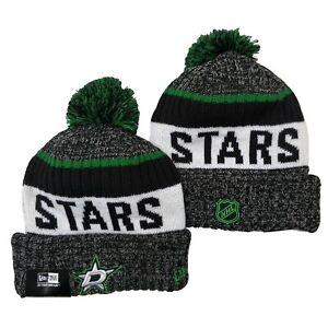 Dallas Stars New Era Beanie NHL Hat Cap Knit Adult Size