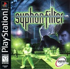 Syphon Filter - PS1 PS2 Complete Playstation Game