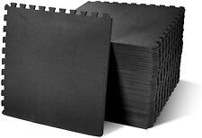 Interlocking Soft Foam Floor Mats EVA Puzzle Rubber Yoga Tiles Gym Flooring New