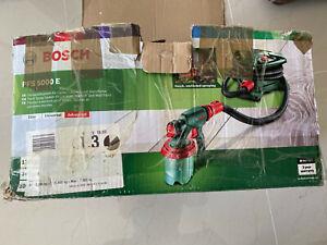 Station peinture basse pression Bosch pfs 5000E 1000 ml 1200 W