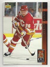 1993-94 Upper Deck Hockey - Hat Tricks - #HT4 - Robert Reichel - Flames