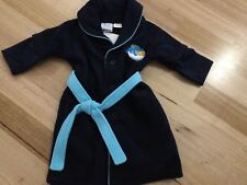 NEW Snugtime Boys Dressing Gown  Size 1