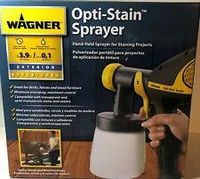 Wagner Opti-Stain Hand Held Sprayer Brand New