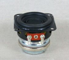 2pcs Neodymium speakers Full-range speakers Long stroke woofer 4 ohms 10 watts