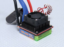 Hobbyking 100A Brushless Car ESC 3A BEC with Reverse (Upgraded Version) USA