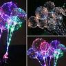 """Mode LED Fantastic Balloon mit Lichterkette warmweiß oder bunt Silvester 18 """""""