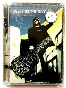 Badly Drawn Boy ~ BDB ~ DVD The Video Collection ~ Brand New and Sealed