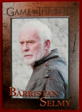 GAME OF THRONES - Season 4 - Card #62 - BARRISTAN SELMY - Rittenhouse 2015