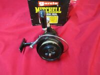 Vintage Garcia Mitchell 306 Saltwater Casting Fishing Reel, in Box