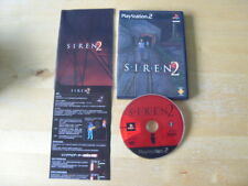 PS2 - SIREN 2  (Playstation2) [NTSC-J] Japan Import Japanese Game