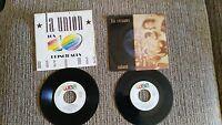 "Die Union - Posten Job Lot 2 X Single 7 "" vinyl Vinyl Mega Selten"
