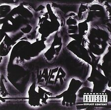 Slayer Undisputed Attitude CD NEW SEALED 1996 Metal