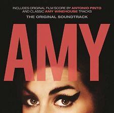 Amy - Original Soundtrack - Amy Winehouse  (CD, 2015)