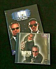 Mib Men In Black - The Game & Guide - Southpeak - Pc: Cd-Rom - 1997 - Teen