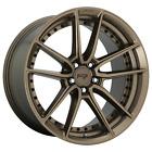 22x9 Niche 1PC M222 DFS MATTE BRONZE Wheel 5x120 (35mm)