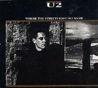 U2 | Single-CD | Where the streets have no name (1987, #659382)