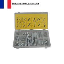 150 Ressorts de Compression et Traction Tension Assortiment 12,7 à 79,4 mm