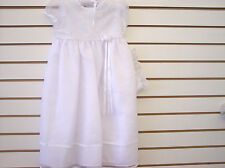 Infant Girl Satin Dedication Gown Sizes 0/3 months - 18 months
