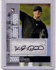 KYLE DRABEK 2011 ITG Prospects Draft Year Auto Autograph SP /39 Rookie RC Signed