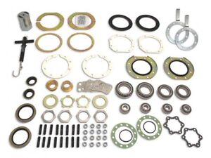 Toyota Hilux/LandCruiser Ultimate FrontAxle Knuckle Rebuild Kit TAX-KRB-ULTIMATE
