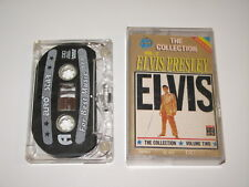 ELVIS PRESLEY - The Collection vol.2 - MC cassette tape /4685