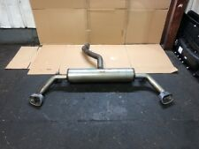 BMW X5 E70 LCI 4.0D N57 REAR EXHAUST BACK BOX 8509981