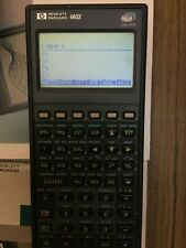 Hp 48Gx Graphing Calculator