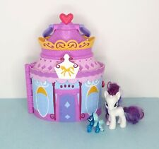 Hasbro My Little Pony Portable Castle Playset with 3 Ponies