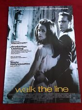 Walk the Line Kinoplakat Poster A1 Joaquín Phoenix Reese Witherspoon Johnny Cash