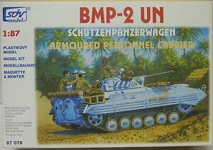 Armoured Car BMP-2 Un, Ho, 1/87, SDV, Plastic, New