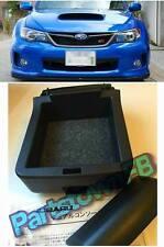2008 - 2014 Subaru WRX / STI JDM OEM dual box console Armrest Extension GRB GVB