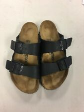 Birkenstock Women's Arizona Sandal Black Size 39 (8) Black