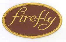 FIREFLY tv show traditional original logo Patch NEW