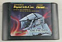 Sega Genesis Game Cartridge Heavy Nova 1991 MAde in Japan GAME ONLY No Case