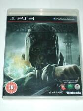"Dishonored  Playstation 3  PS3 ""FREE UK  P&P"""