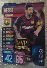 Topps UEFA Champions League 2019 - 2020 CLUB MVP MESSI C.BAR
