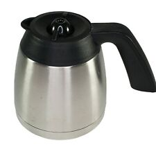 Capresso MT600 Stainless Steel 10 Cup Carafe Replacement Part